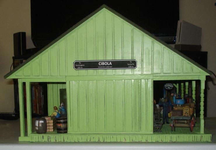 depot 111